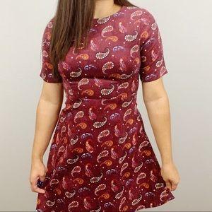 ModCloth Compania Fantastica corduroy dress